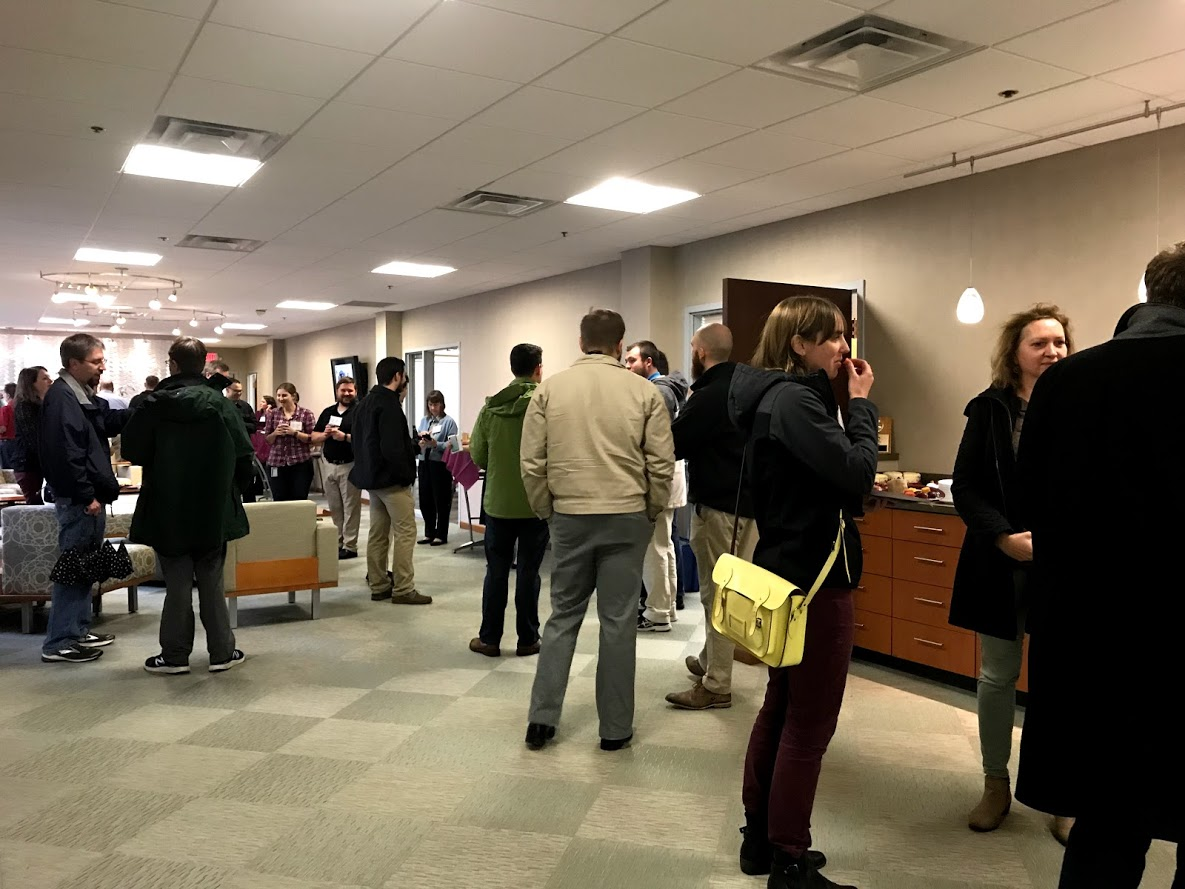 The Integrative Health & Performance Sciences celebrates their 1 year anniversary celebration on Thursday, November 1, 2018, at UES, Inc., in Dayton, Ohio