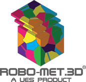 Robo-Met.3D logo