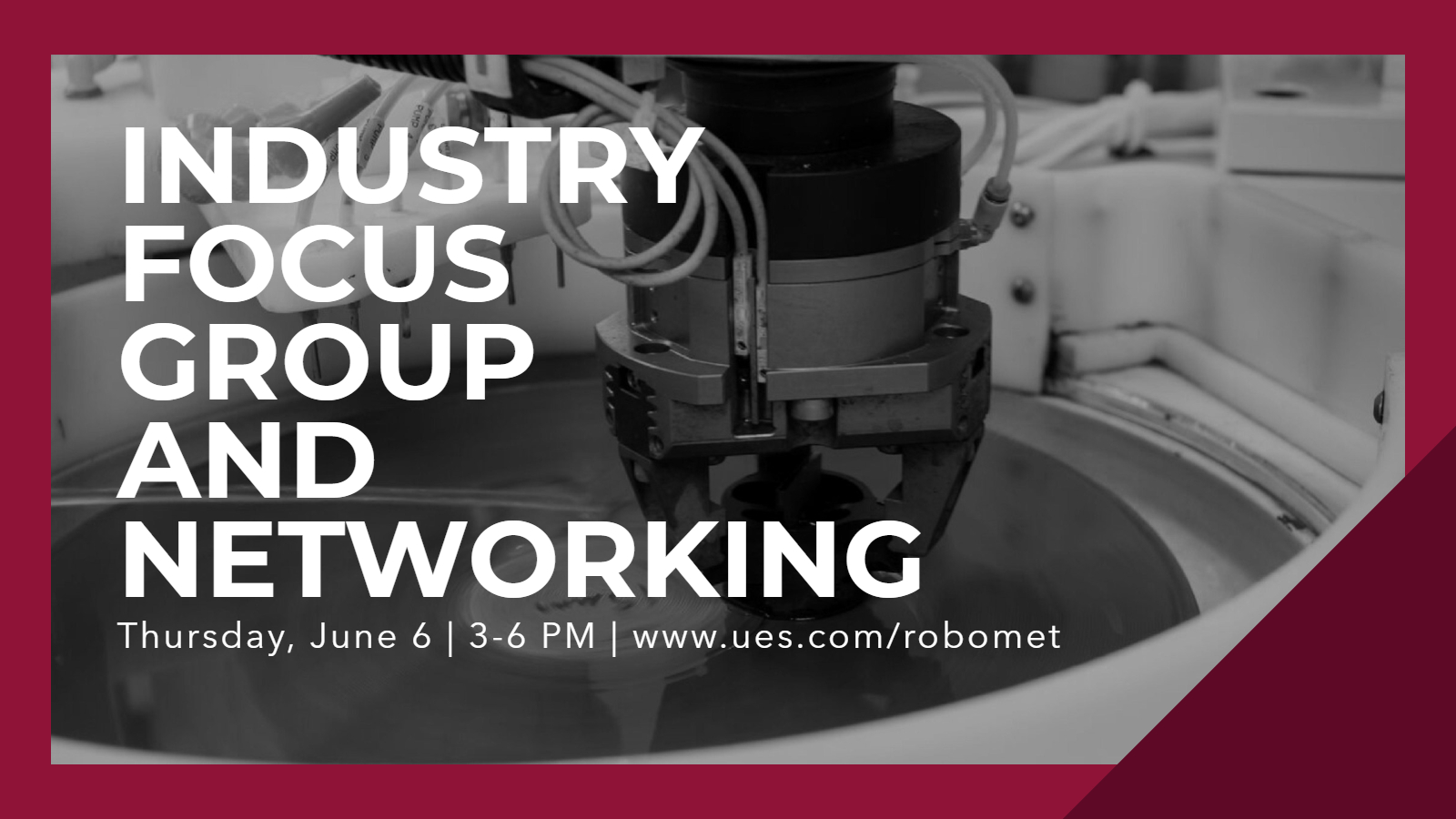 Industry Focus Group Event