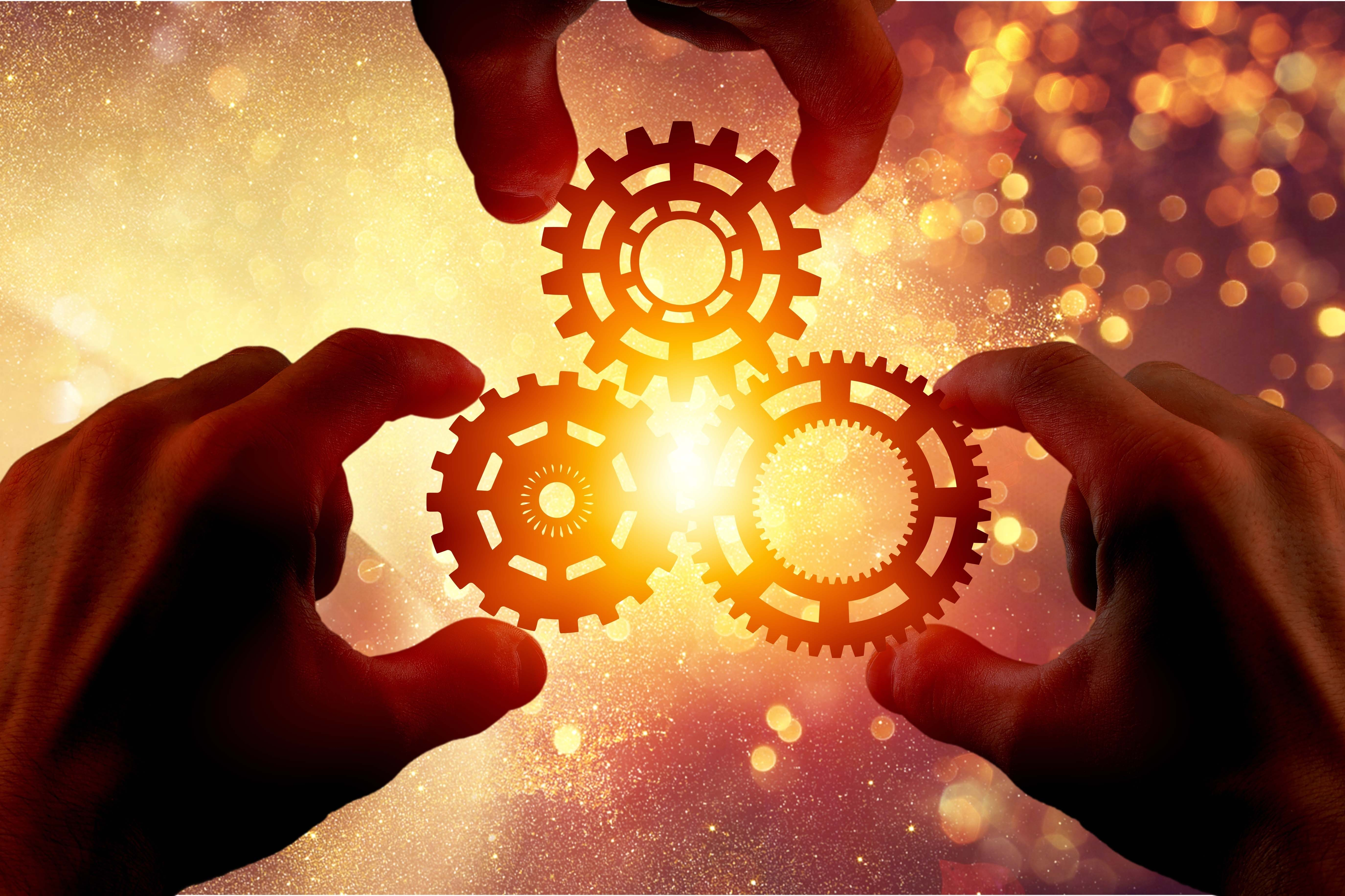 Inventors,, innovators, and entrepreneurs all work together for tech transfer