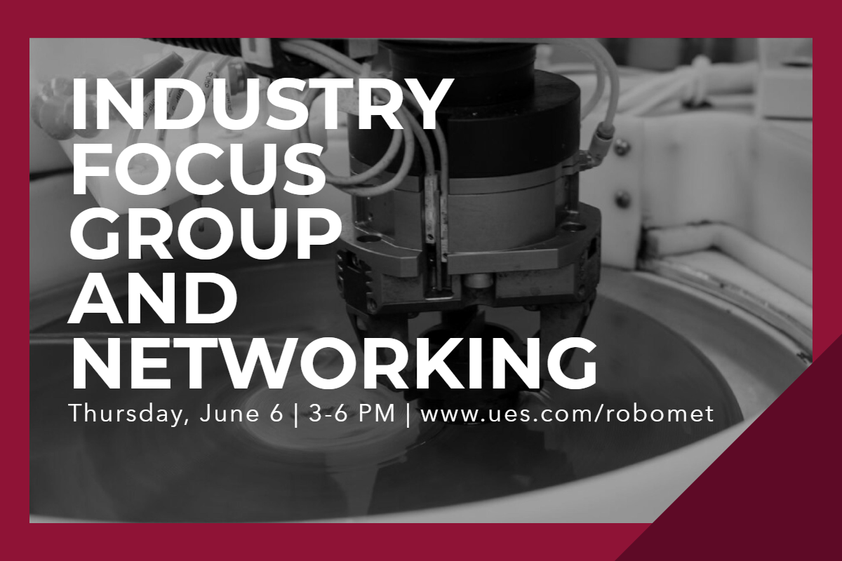 UES Hosting Local Event for Material Analysis Solutions in Industry